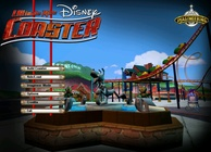Ultimate Ride Disney Coaster Image
