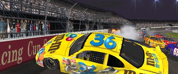 NASCAR Thunder 2003 - Feature