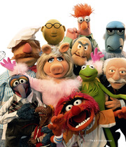 The Muppets: On With The Show Boxart
