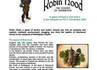 Robin Hood The Legend of Sherwood Image