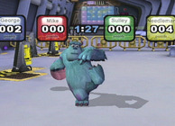Monsters, Inc. Scream Arena Image