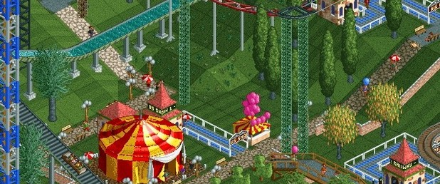 RollerCoaster Tycoon 2 - Feature