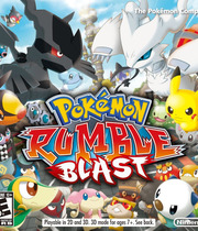 Pokemon: Rumble Blast Boxart