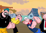 Popeye - Rush For Spinach Image