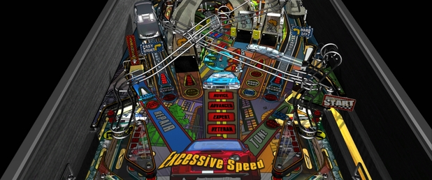 Pure Pinball - Feature