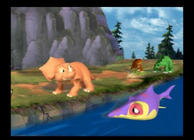 Land Before Time - Big Water Adventure Image