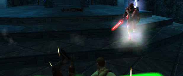 Star Wars Jedi Knight: Jedi Academy - Feature