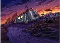 Full Throttle: Hell on Wheels Image