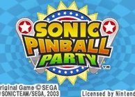 Sonic Pinball Party Image