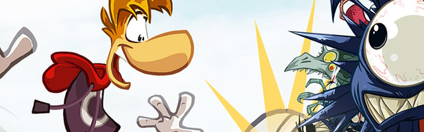Rayman Origins (Vita) Image