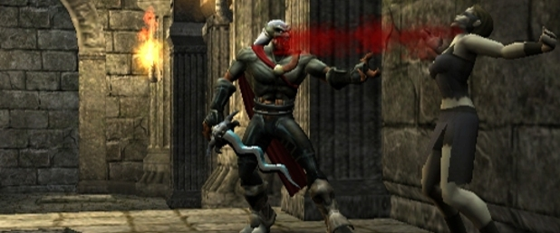 Legacy of Kain: Defiance - Feature