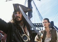 The Pirates of the Caribbean: The Curse of the Black Pearl Image