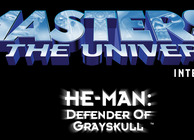 Masters of the Universe He-Man: Defender of Grayskull Image