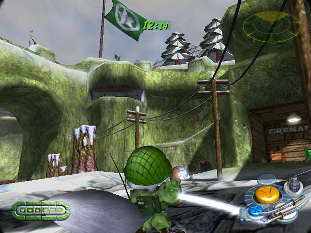 Conker: Live and Reloaded - Feature