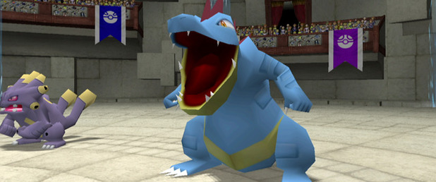 Pokemon Colosseum - Feature