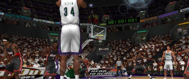 NBA ShootOut 2004 - Feature