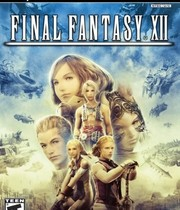 Final Fantasy XII Boxart