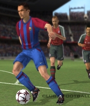 Barcelona Club Football Boxart