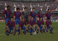 Barcelona Club Football Image