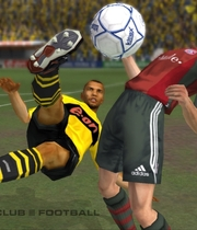 Borussia Dortmund Club Football Boxart