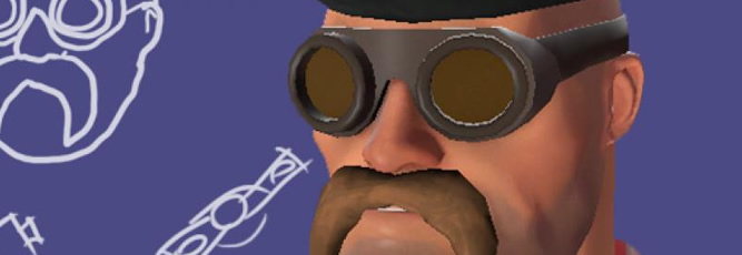 Team Fortress 2: Mythical Mustachio Mod