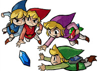 The Legend of Zelda: Four Swords Adventures Image