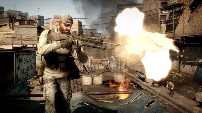 Medal of Honor: Warfighter revealed, coming October 2012