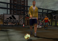 Urban Freestyle Soccer Image