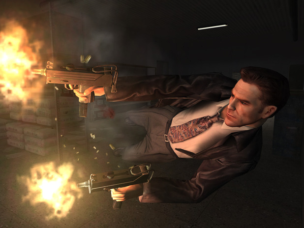Max Payne 2: The Fall of Max Payne - Feature