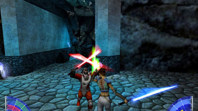 Star Wars Jedi Knight: Jedi Academy Screenshot - 912214