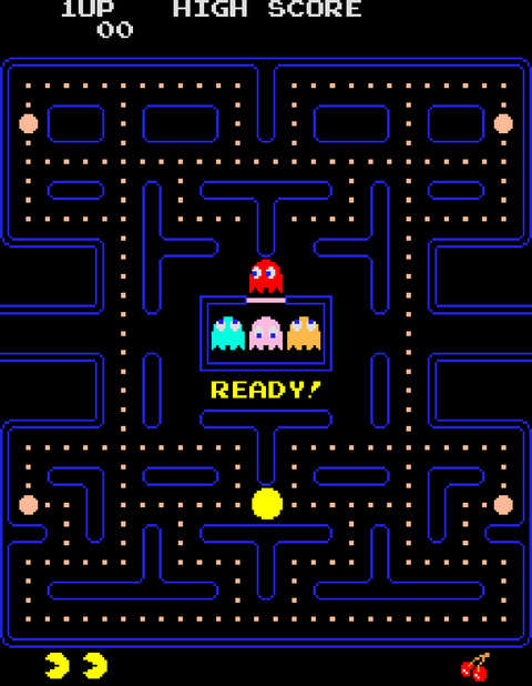 PAC-MAN Screenshot - 913016