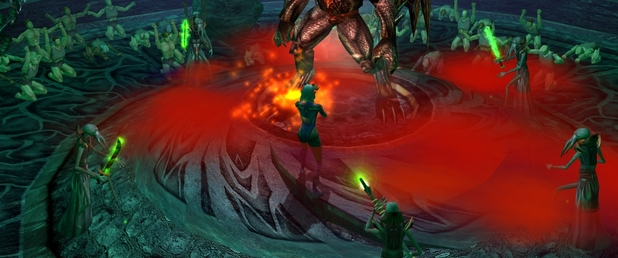 Neverwinter Nights: Hordes of the Underdark - Feature
