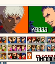 King Of Fighters 2000/2001 Boxart
