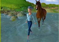 Barbie Horse Adventures Image