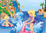 Polly Pocket!: Super Splash Island Image
