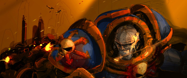 Warhammer 40,000: Dawn of War - Feature