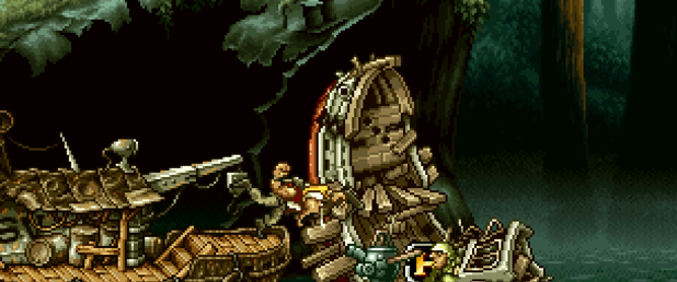 Metal Slug 3 - Feature