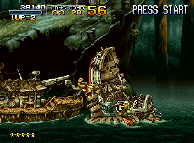 Metal Slug 3 Screenshot - 918321