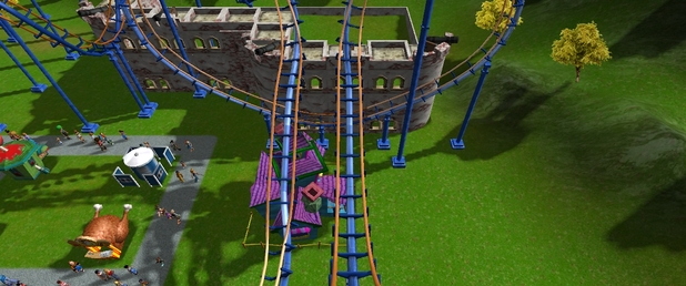 RollerCoaster Tycoon 3 - Feature