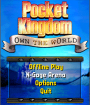Pocket Kingdom: Own The World Boxart