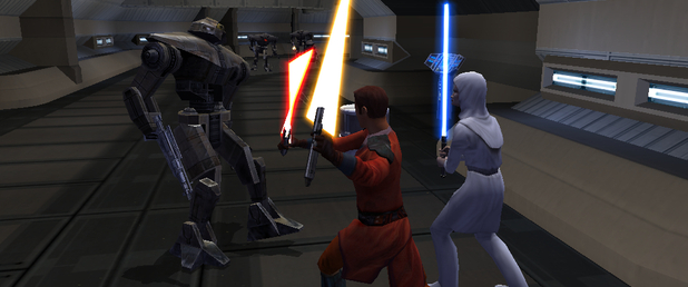 Star Wars Knights of the Old Republic II: The Sith Lords - Feature