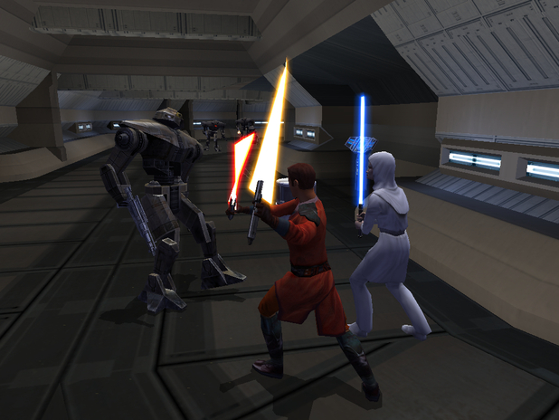 Star Wars Knights of the Old Republic II: The Sith Lords Screenshot - 923604