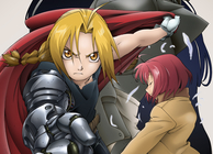 Fullmetal Alchemist and the Broken Angel Image