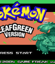 Pokemon FireRed/LeafGreen Boxart