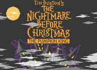 Tim Burton's The Nightmare Before Christmas: The Pumpkin King Image