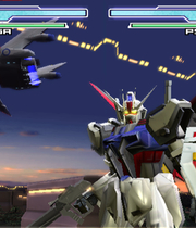Gundam Battle Assault 3 (working title) Boxart