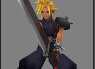 Before Crisis Final Fantasy VII Image