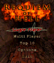 Requiem of Hell Boxart