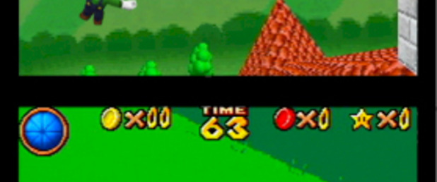 Super Mario 64 DS - Feature