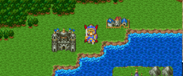 Dragon Quest - Feature